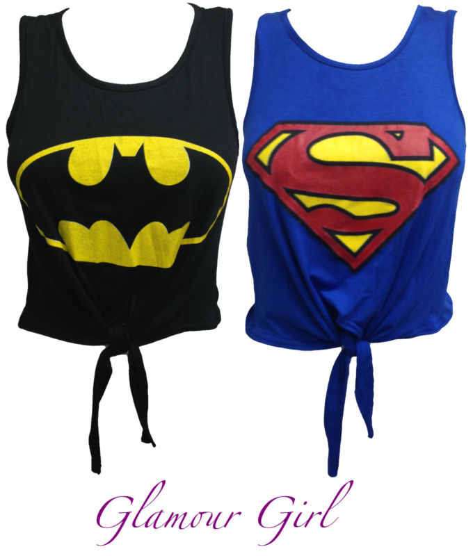 Junk Food Clothing - Women's - Superman Logo