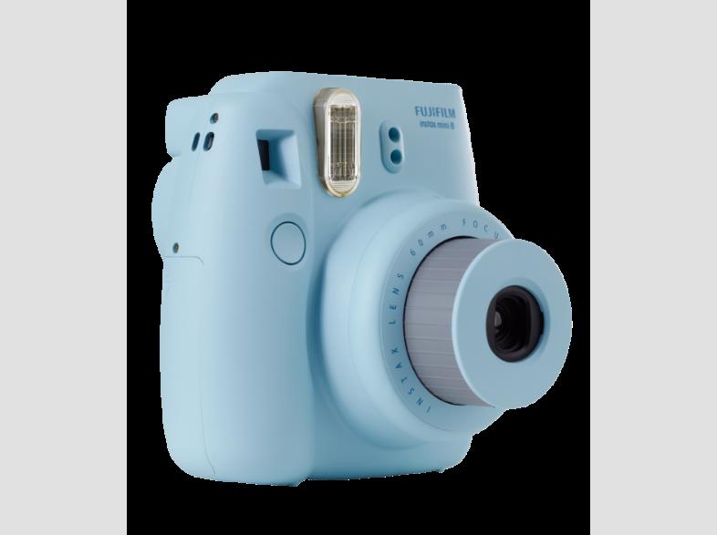 Fuji instax mini 8 blau film