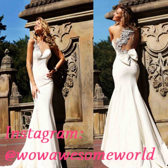 maxi dress prom dress evening dress rhinestones long mermaid prom backless dress diamonds see through elegant evening 2014 famous kardashians backless prom dress backless white dress bows sparkly sparkly dress olesya malinskaya