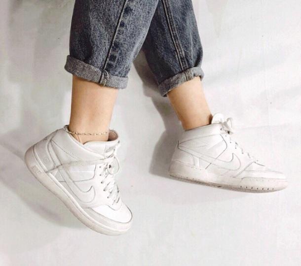 shoes nike white