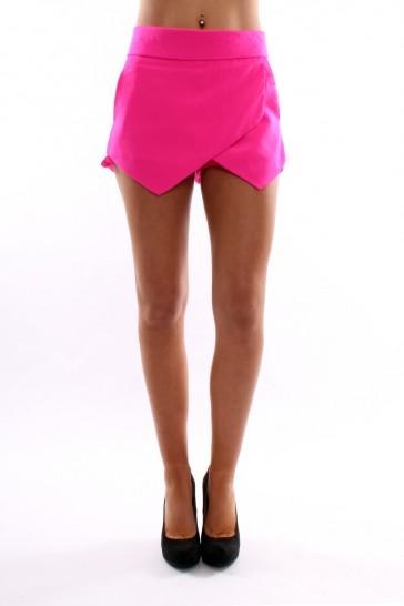 Hot Pink Skort - Womens