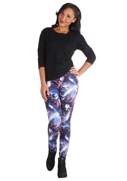 galaxy print planets universe fashion jeans space jeans