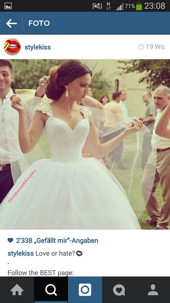 dress white dress wedding dress wedding