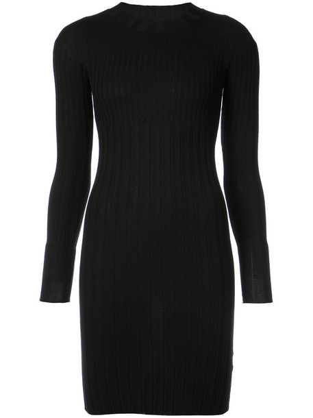 ATM Anthony Thomas Melillo dress sweater dress women black