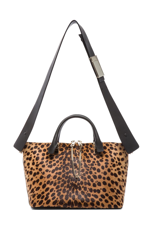 Chloe | Medium Baylee Handbag in Savanna Brown