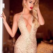 dress,gown,holtmiami,musthave,luxury gown,nude gown,gold gown,sexy gown,nude gown with gold,holt