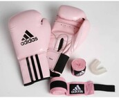 gloves,pink,pastel,adidas,boxing,tumblr,grunge