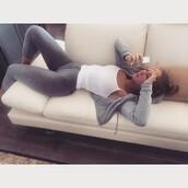 leggings,grey leggings