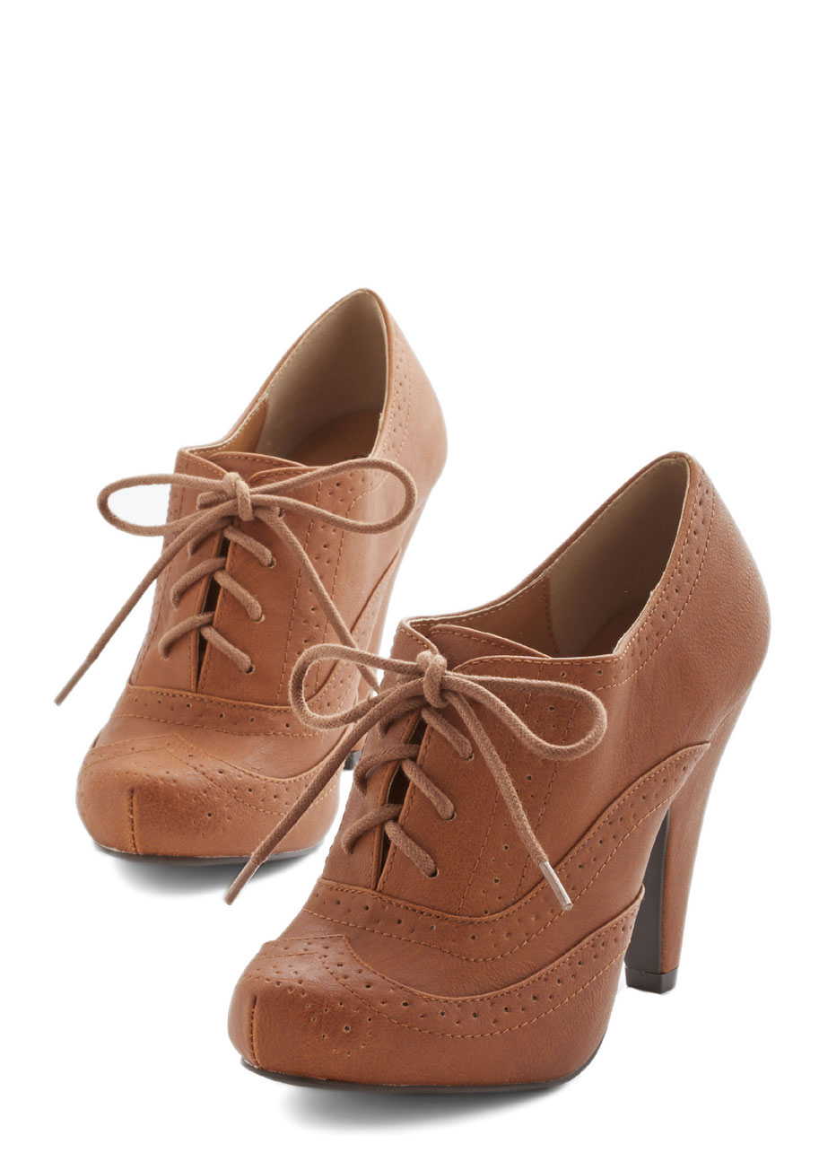 Oxford Shoes Womens Top Vintage