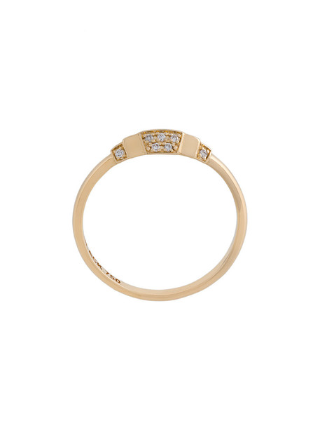 diamond ring women ring gold grey metallic jewels