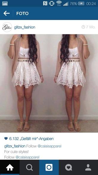 skirt white skirt sweet skirt