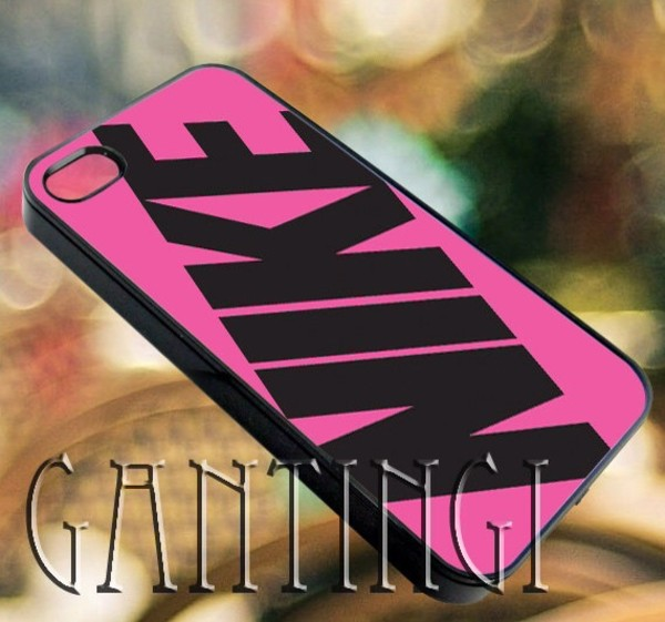 jewels nike nike case iphone 5c pink nike pink