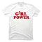 Girl power t shirt - tees shop