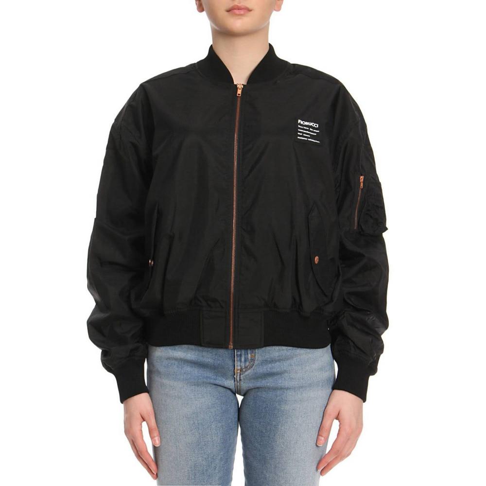 Jacket Jacket Women Fiorucci in black