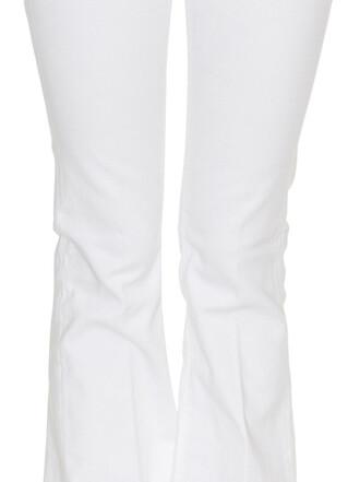 jeans neon white