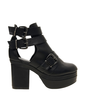 shoes asos against the clock cut out asos against the clock ankle boots asos