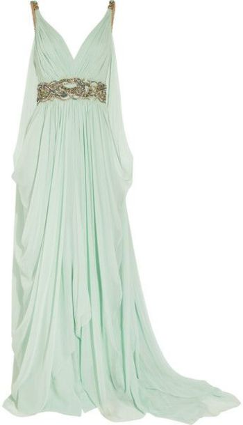 dress prom dress seafoam greek grecian dress military ball greek goddess grecian