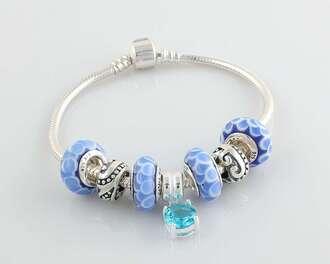 jewels jewelry charm bracelet pandora