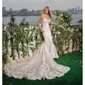 dress,lace dress,customized,wedding dress