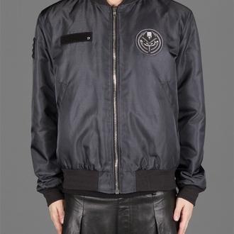 jacket menswear givenchy bomber jacket