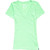 Hurley Solid Perfect V-Neck T-Shirt - Short-Sleeve - Women's | Backcountry.com