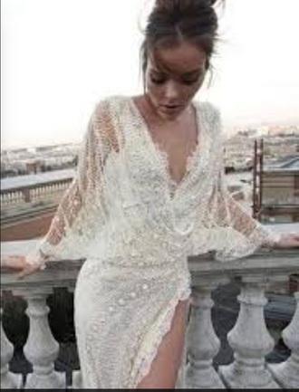 dress lace dress white dress long dress