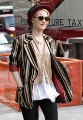 stripes,jacket