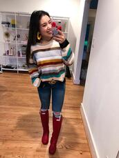 cute & little,blogger,top,dress,sweater,leggings,jeans,belt,shoes,jewels