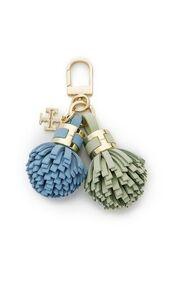 bag,keychain,bag charm,charm,tassel,bag accessoires,gold sequins,gold