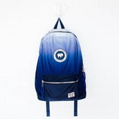 bag,ivory ella blue ombré backpack