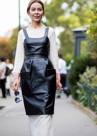 blogger dress sunglasses