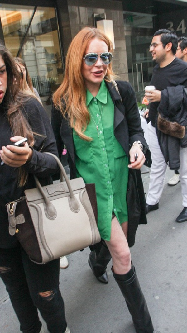 shirt sheer lindsay lohan fall outfits shoes