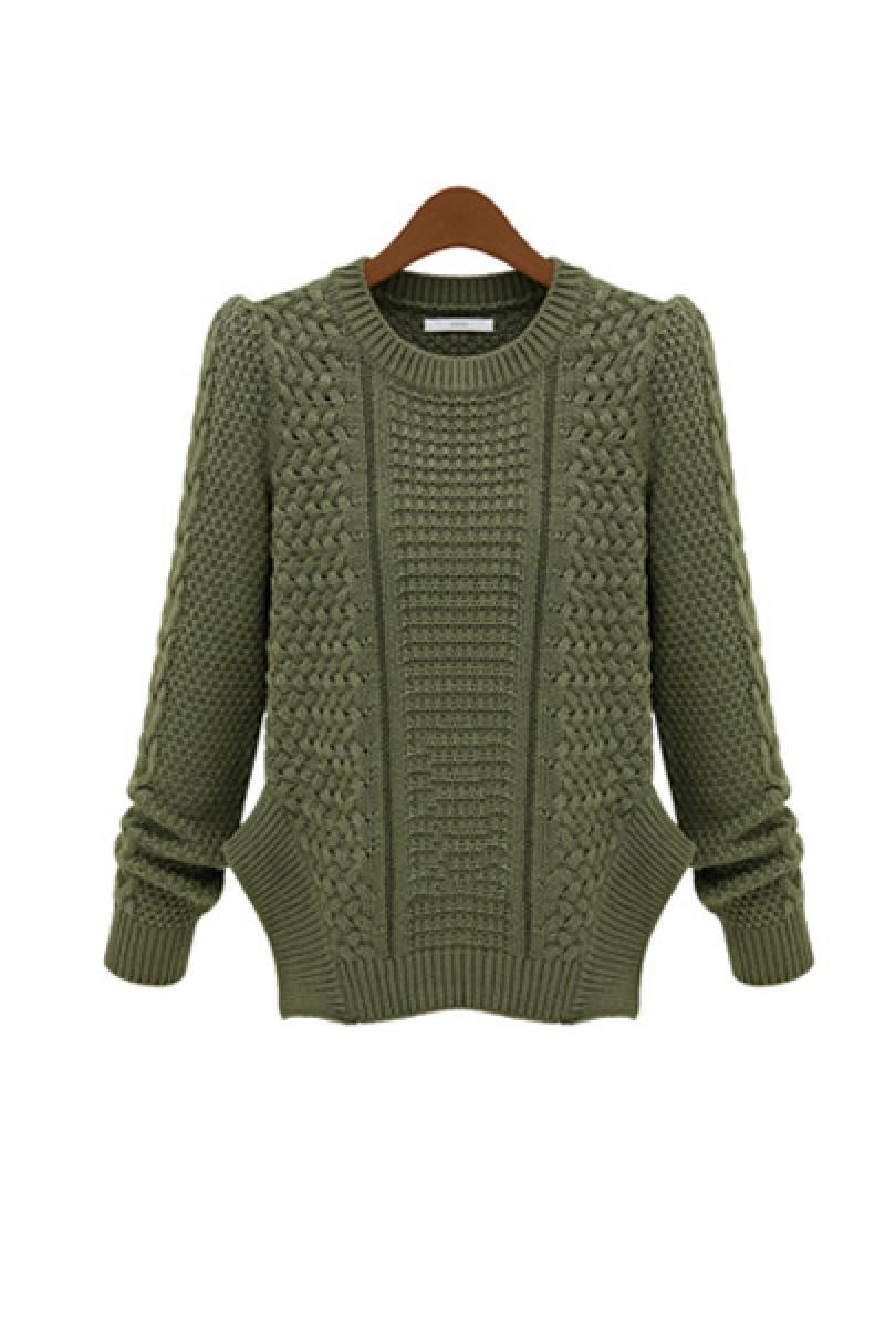 Autumn & Winter Fashion New Slim Fit Knitted Sweater,Cheap in Wendybox.com