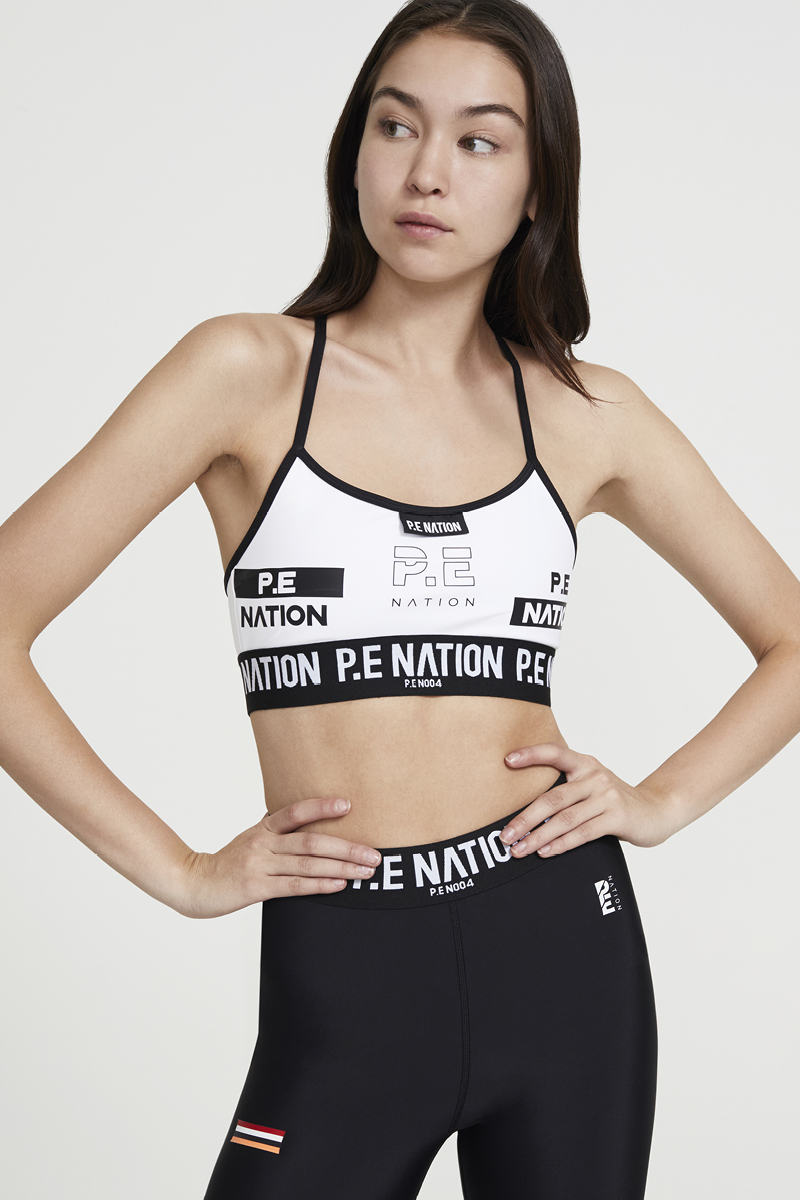 P.E Nation Fastest Lap Sports Bra