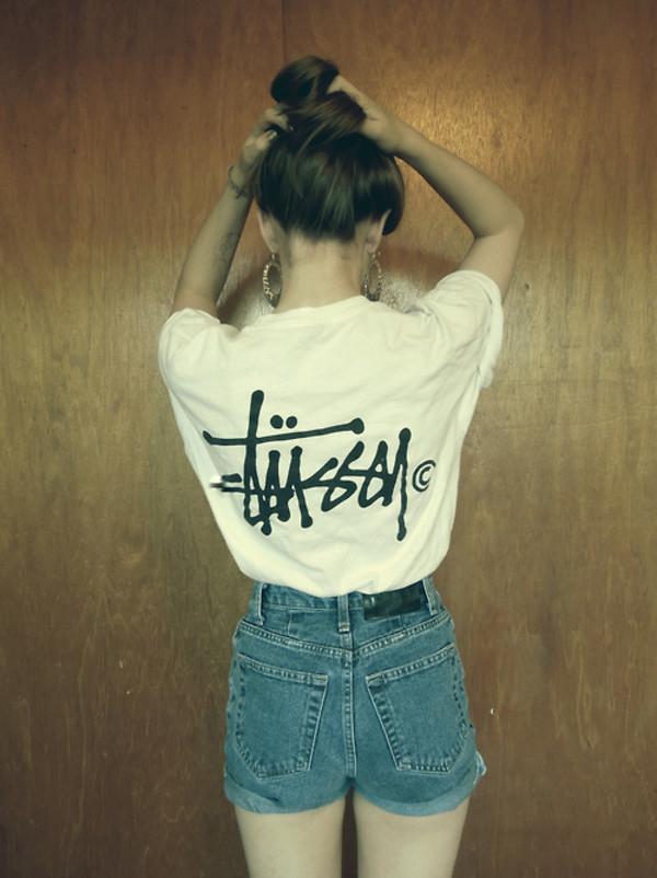 shirt stussy