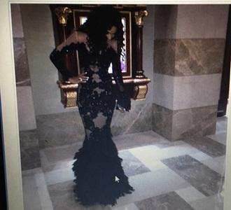 dress black dress feathers lace dress black prom dress long prom dress long dress gown