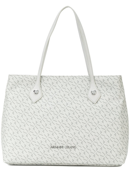 women print grey bag