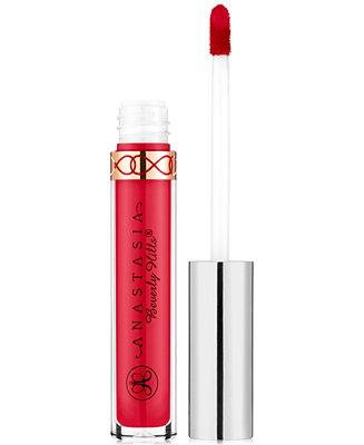 Anastasia Beverly Hills Liquid Lipstick - A Macy's Exclusive - Makeup - Macy's