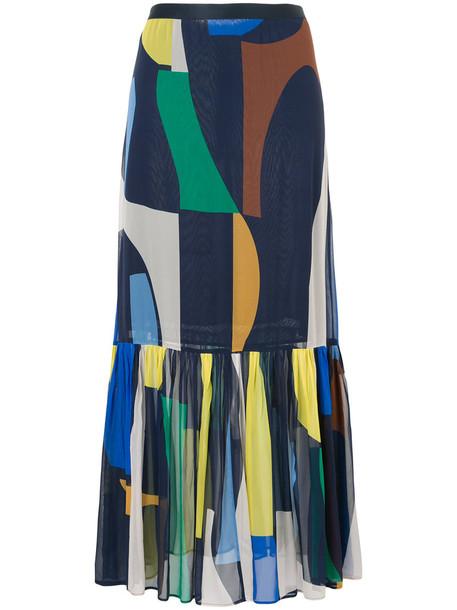GINGER & SMART skirt women geometric print