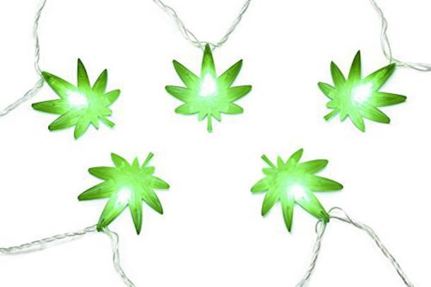 home accessory lights marijuana