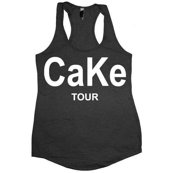 Cake T Shirt Kendall Jenner