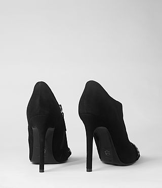 Womens Kiss Boot (Black) | ALLSAINTS.com
