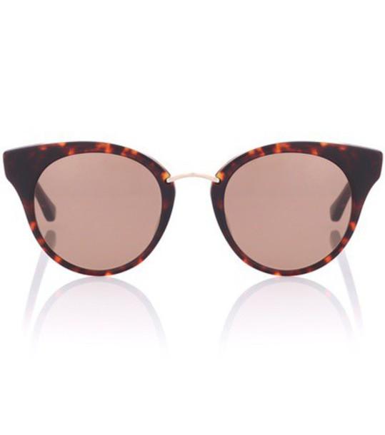Dita Eyewear sunglasses brown