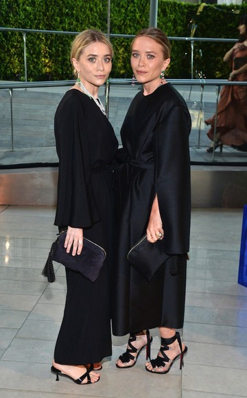 dress mary kate olsen ashley olsen olsen sisters CFDA Fashion Awards