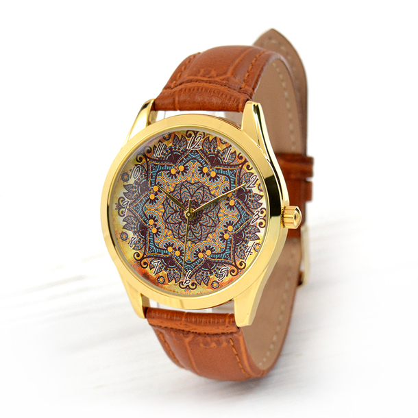 Jewels Boho Chic Bohemian Womens Watch For Women Flowers Gifts Her Girlfriend