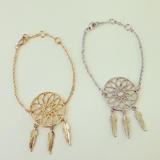 Louun — dreamcatcher bracelet