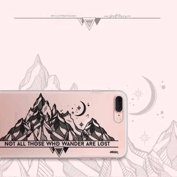 Milkyway Cases CLEAR TPU CASE COVER - NOMAD