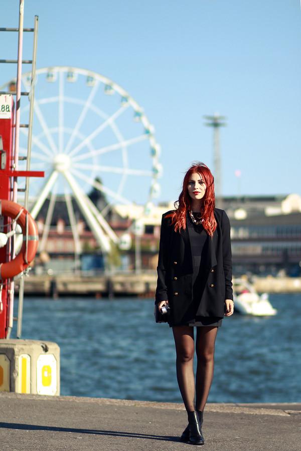 masha sedgwick blogger jacket jewels