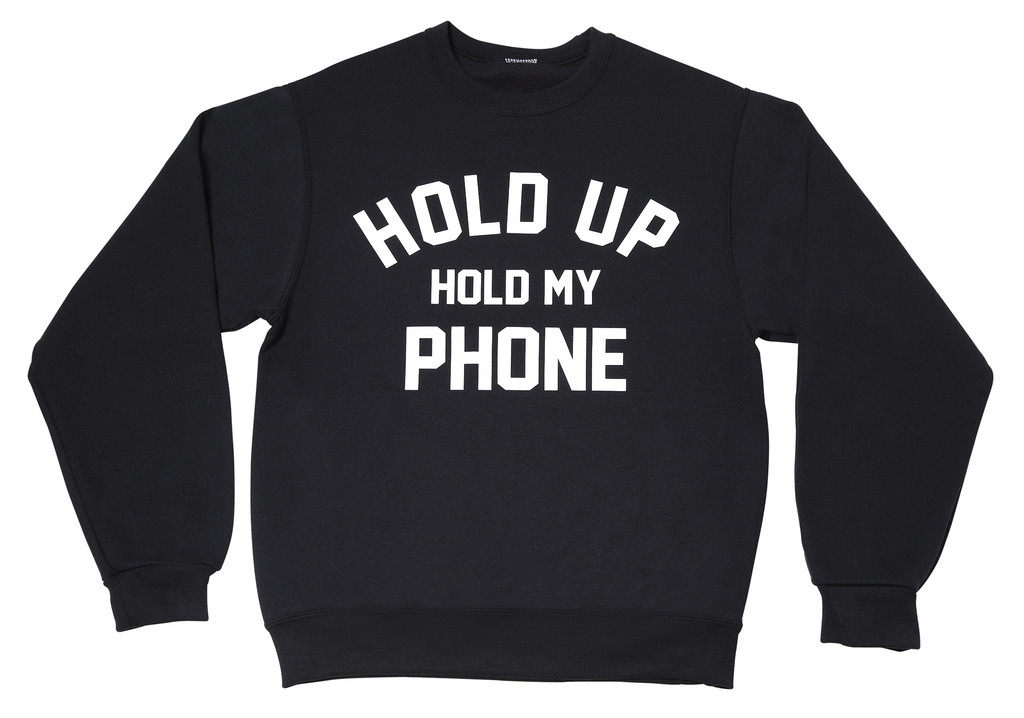 HOLD UP HOLD MY PHONE | PRIVATE PARTY