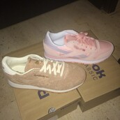 shoes,Reebok,pink,trainers,court,classic,suede,snake print,girls sneakers,sneakers